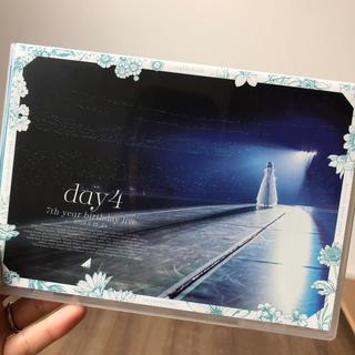 ノギザカフォーティーシックス(乃木坂46)の乃木坂46西野七瀬卒業コンサートDVD(女性アイドル)
