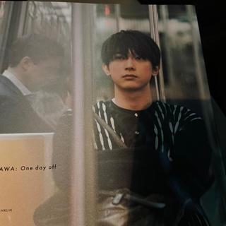 ワニブックス(ワニブックス)のOne day off 吉沢亮 写真集 おまけ付き(男性タレント)