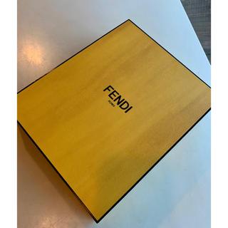 フェンディ(FENDI)の【FENDI】状態◎ネックレス収容箱 ★送料込美品★(ショップ袋)