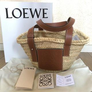 LOEWE - 新品タグ付 LOEWE ロエベ かごバッグ S スモール BasketBag