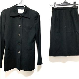 ハロッズ(Harrods)のハロッズ スカートスーツ サイズ1 S - 黒(スーツ)
