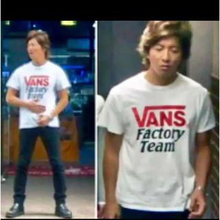 ヴァンズ(VANS)のキムタク着 スタンダードカリフォルニア × バンズ Tシャツ M VANS(Tシャツ/カットソー(半袖/袖なし))