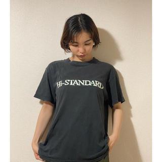 【激レア】Hi-standard PIZZA OF DEATH Tシャツ(Tシャツ/カットソー(半袖/袖なし))