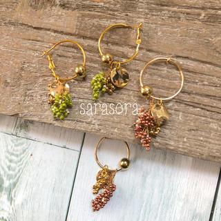 708 earrings (ピアス)