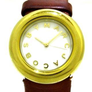 マークバイマークジェイコブス(MARC BY MARC JACOBS)のマークジェイコブス 腕時計 マーシ MBM8520(腕時計)