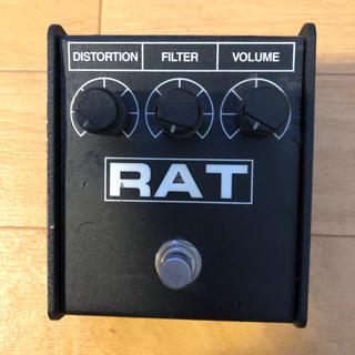名機 エフェクター PROCO RAT2 ラット2(エフェクター)