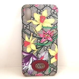 グッチ(Gucci)のGUCCI(グッチ) 携帯電話ケース 600929(モバイルケース/カバー)