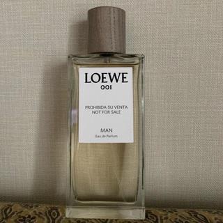 ロエベ(LOEWE)の専用 ロエベ MAN 001 オードトワレ 100ml(香水(男性用))