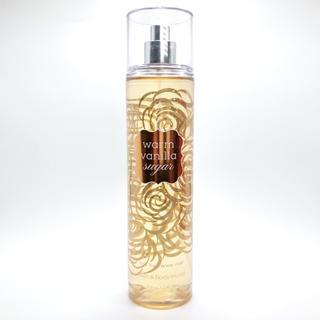 バスアンドボディーワークス(Bath & Body Works)のBBW Warm Vanilla Sugar ボディーミスト  (香水(女性用))