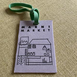 マルニ(Marni)のマルニ  MARNI フラワーマーケット タグ(ショップ袋)