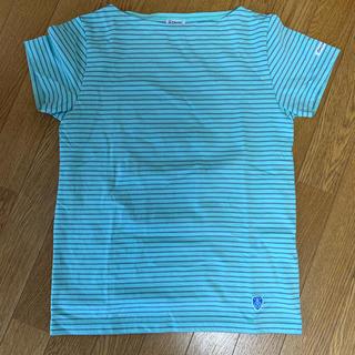 オーシバル(ORCIVAL)のORCIVAL BEAMS  コラボ ボーダーT  (Tシャツ(半袖/袖なし))