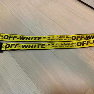 OFF-WHITE - OFF WHITE   /オフホワイト/ロングベルト