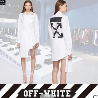 オフホワイト(OFF-WHITE)のoff-white シャツ ブラウス(シャツ/ブラウス(長袖/七分))