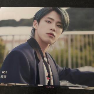 JO1 STARGAZER 河野純喜 フライヤー(アイドルグッズ)