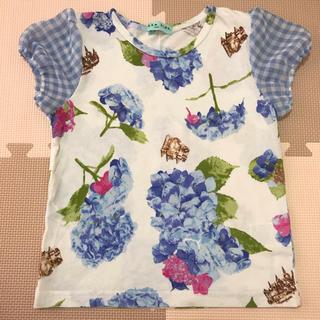 ハッカキッズ(hakka kids)のハッカキッズ Tシャツ 120(Tシャツ/カットソー)