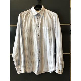 ドルチェアンドガッバーナ(DOLCE&GABBANA)の美品 D&G ストライプシャツ メンズ(シャツ)