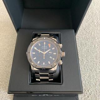 エドックス(EDOX)の美品❤️腕時計 エドックス クロノオフショア(腕時計(アナログ))