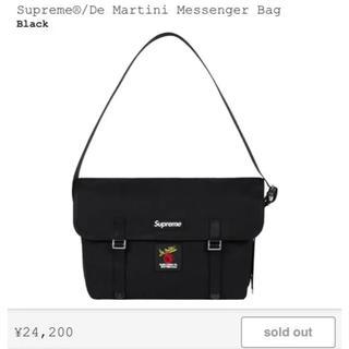 シュプリーム(Supreme)の未使用 シュプリーム メッセンジャーバッグ De Messenger Bag(メッセンジャーバッグ)