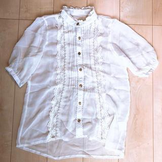 リズリサ(LIZ LISA)のLIZ LISA ブラウス(シャツ/ブラウス(半袖/袖なし))
