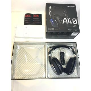 ASTRO A40 TR Headset ゲーミングヘッドセット(ヘッドフォン/イヤフォン)