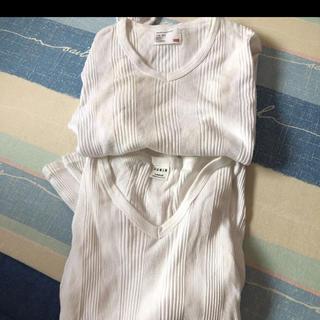 エドウィン(EDWIN)のトップスセット(Tシャツ/カットソー(七分/長袖))