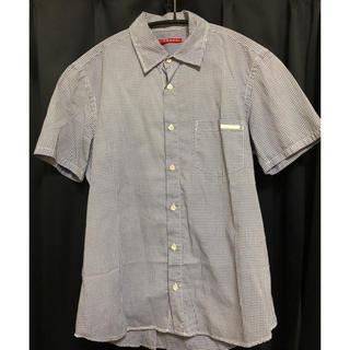 プラダ(PRADA)のプラダ PRADA  半袖シャツ(シャツ)