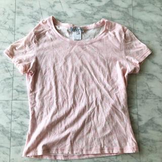 セリーヌ(celine)のセリーヌ ロゴTシャツ(Tシャツ(半袖/袖なし))