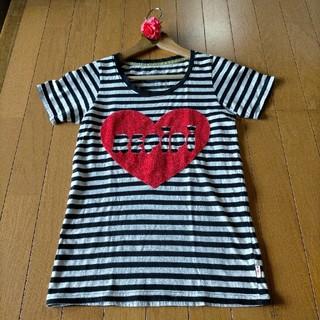 レピピアルマリオ(repipi armario)の☆repipi armario  ボーダーTシャツ☆(Tシャツ(半袖/袖なし))