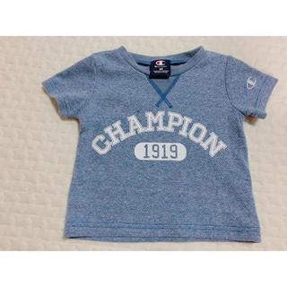 チャンピオン(Champion)のチャンピオン 80センチ 保育園着 バースデイ(Tシャツ)