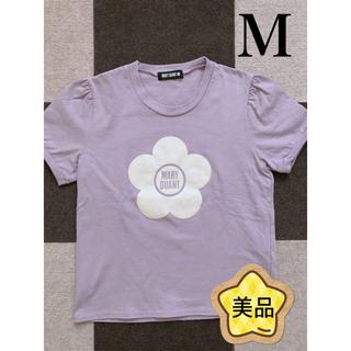 マリークワント(MARY QUANT)のマリークワント  Tシャツ Mサイズ(Tシャツ(半袖/袖なし))