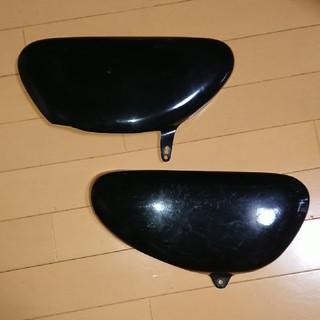 ヤマハ(ヤマハ)のSR400サイドカバー 社外品 (車種別パーツ)