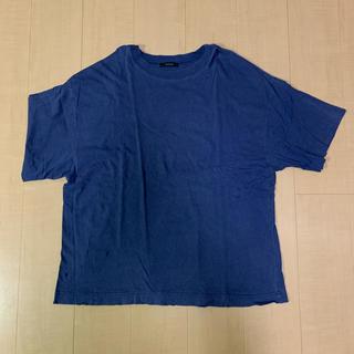 ジーナシス(JEANASIS)のJEANASIS/クラッシュビックTEE(Tシャツ/カットソー(半袖/袖なし))