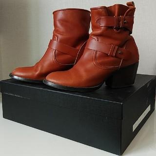 ナイン(NINE)のNINE ショートエンジニアブーツS(ブーツ)