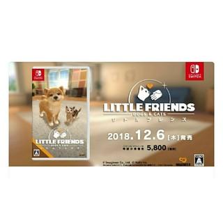 ニンテンドースイッチ(Nintendo Switch)のLittle Friends:Dogs&Cats NintendoSwitch(家庭用ゲームソフト)