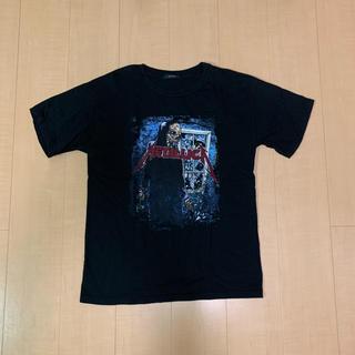 ジーナシス(JEANASIS)のJEANASIS/メタリカTEE(Tシャツ/カットソー(半袖/袖なし))
