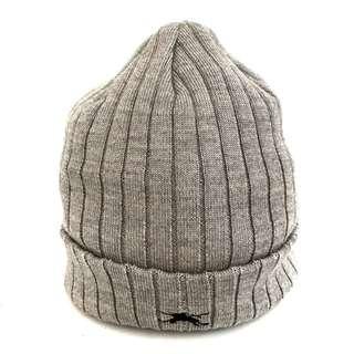 バーバリー(BURBERRY)のバーバリーゴルフ ニット帽美品  ウール(ニット帽/ビーニー)