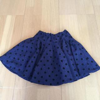 アナスイミニ(ANNA SUI mini)のANNA SUI mini  アナスイミニ  フレアスカート サイズ 130(スカート)