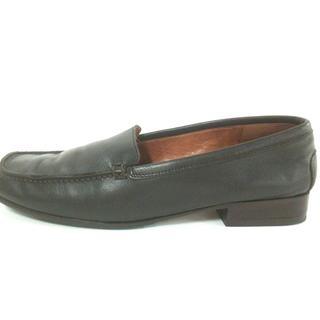 セリーヌ(celine)のセリーヌ ローファー 36 1/2 レディース -(ローファー/革靴)