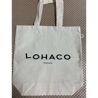 LOHACO トートバッグ(エコバッグ)(トートバッグ)