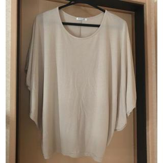 ベルメゾン(ベルメゾン)のドルマンTシャツ(Tシャツ(半袖/袖なし))