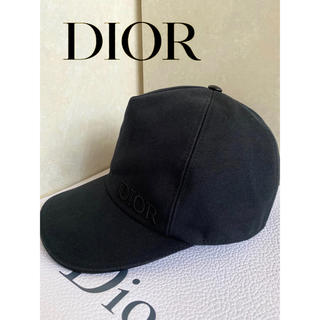 Dior - DIOR キャップ 今年購入