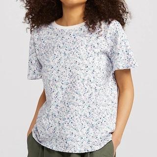 アナスイ(ANNA SUI)のANNA SUIユニクロTシャツXL(Tシャツ(半袖/袖なし))
