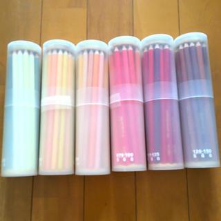 フェリシモ(FELISSIMO)のフェリシモ 500色の色えんぴつ(25本×20セット)(色鉛筆)