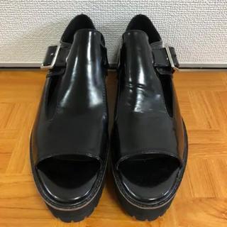 フレイアイディー(FRAY I.D)のFRAI I.D 靴(ローファー/革靴)