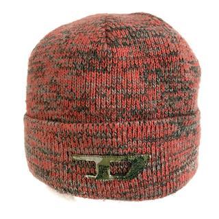 ディーゼル(DIESEL)のDIESEL(ディーゼル) ニット帽 アクリル(ニット帽/ビーニー)
