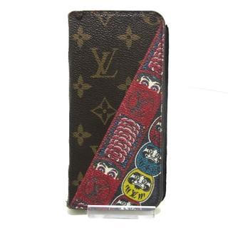 ルイヴィトン(LOUIS VUITTON)のルイヴィトン 携帯電話ケース M67254(モバイルケース/カバー)