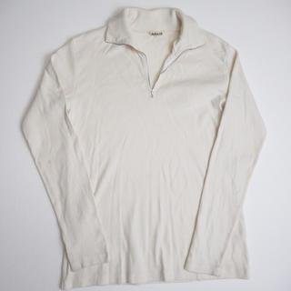 コモリ(COMOLI)の【Designers】 AURALEE オーラリー ハーフジップ カットソー(Tシャツ/カットソー(七分/長袖))