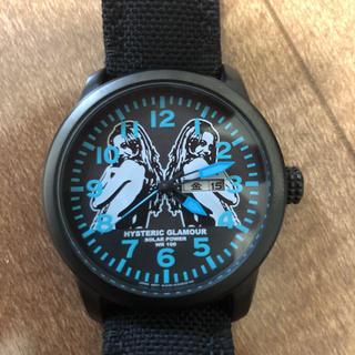 ヒステリックグラマー(HYSTERIC GLAMOUR)のヒステリックグラマー hysteric glamour 腕時計(腕時計(アナログ))