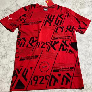 フェラーリ(Ferrari)のフェラーリ×PUMA Tシャツ(Tシャツ/カットソー(半袖/袖なし))