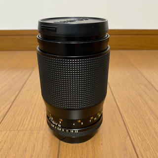キョウセラ(京セラ)の銘玉 単焦点 カールツァイス Sonnar 135mm F2.8 ヤシコン(レンズ(単焦点))